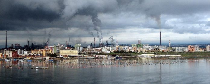 Taranto, ex Ilva, Arcelor Mittal