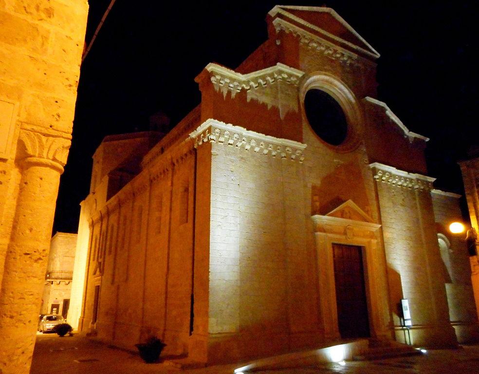 Maruggio. La terra dei Templari sul mare cristallino del Golfo di Taranto