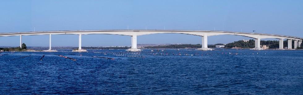Taranto ponte Punta Penna
