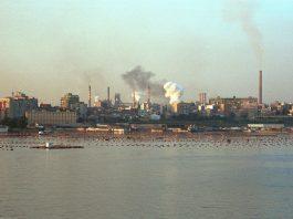 Taranto. quartiere Tamburi