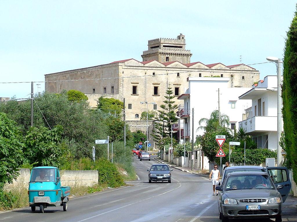 Leporano. Castello Muscettola
