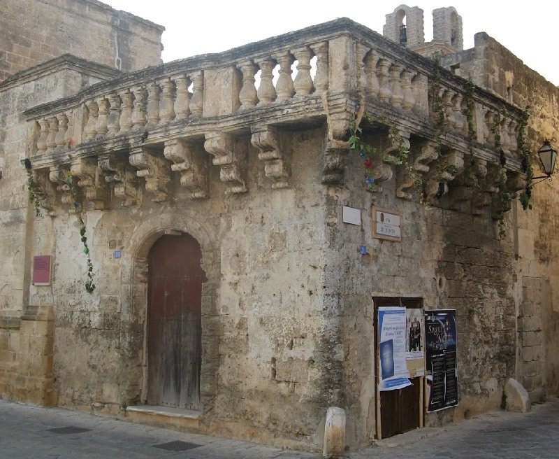 Palazzo Torricelli - Avetrana