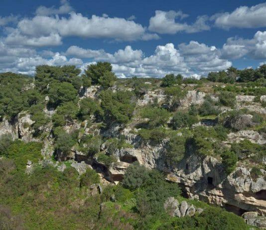 Castellaneta. Area naturalistica del Parco Terra delle Gravine
