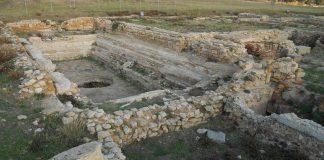 Leporano.La villa Romana nel Parco Archeologico di Saturo
