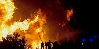 Lizzano. Arrestato responsabile dell'incendio della roulotte dove viveva la ex con il compagno