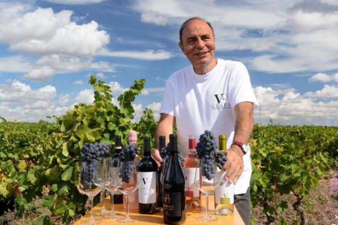 Manduria. Il vino Primitivo della famiglia Vespa