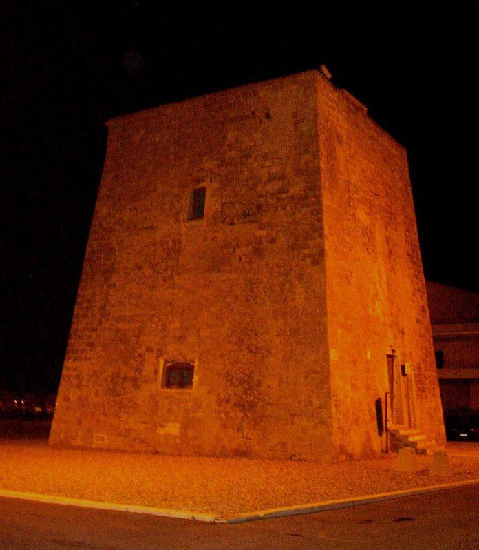 Marruggio. La torre Moline