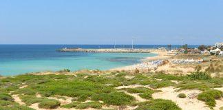 Marruggio. Visitiamo Campomarino una fra le spiagge piu belle del Salento