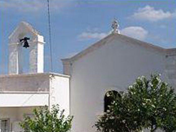 Martina Franca. Fino al 3 maggio apertura della chiesetta Madonna della Croce