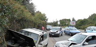 Martina Franca. Incidente stradale sul tratto che collega a Cisternino