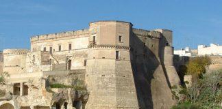 Massafra. Visitiamo il Castello di Massafra