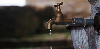 Massafra. sospensione fornitura idrica