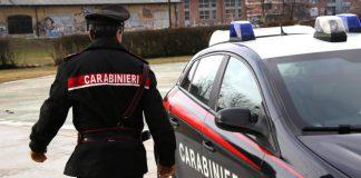 Taranto. Gazzella dei Carabinieri ferma 36enne