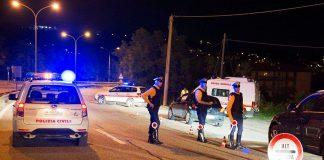 Taranto. Guida contromano investe pedone e poi viene arrestato
