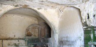 Castellaneta. Riparata perdita nella parete rocciosa della gravina