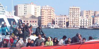Taranto. Disposta ad accogliere i migranti in arrivo