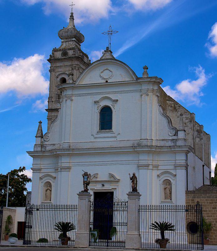 Laterza Il Santuario Maria SS. Mater Domini