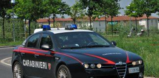 Martina Franca attiita a largo raggio dei carabinieri