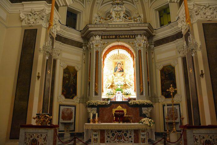 La Madonna del Carmine una festa antica quattro secoli