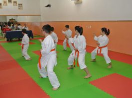 Massafra. Passaggio di cintura alla ASD Massafra Judo