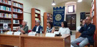 Palagiano. Presentato Nuovo servizio del Rotary Club Massafra nella biblioteca comunale