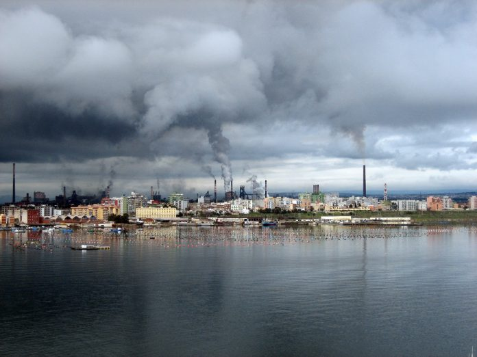 Taranto. Arcelor Mittal