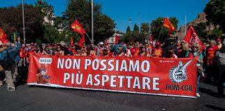 Taranto. La Fiom Proclama lo sciopero per licenziamento illegittimo