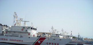 Taranto. Maxi operazione della Guardia Costiera Chiuso esercizio commerciale