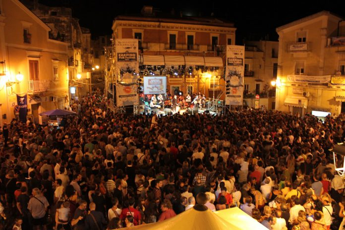 Castellaneta. Meeting of Friends Summer 2018