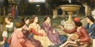 Martina Franca. Le novelle del Boccaccio recitate in una cornice naturalistica