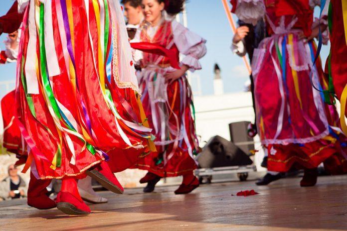 Palagianello. Festival Internazionale del Folklore terra delle Gravine
