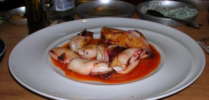 Pulsano. Calamari ripieni alla pugliese un secondo piatto speciale