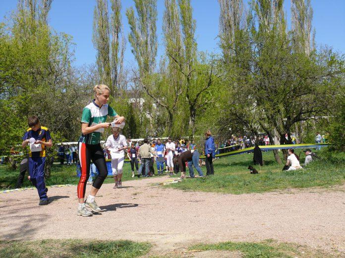 Martina Franca. Campionato italiano di orienteering
