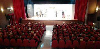 Stage di recitazione dell'APS Teatrando