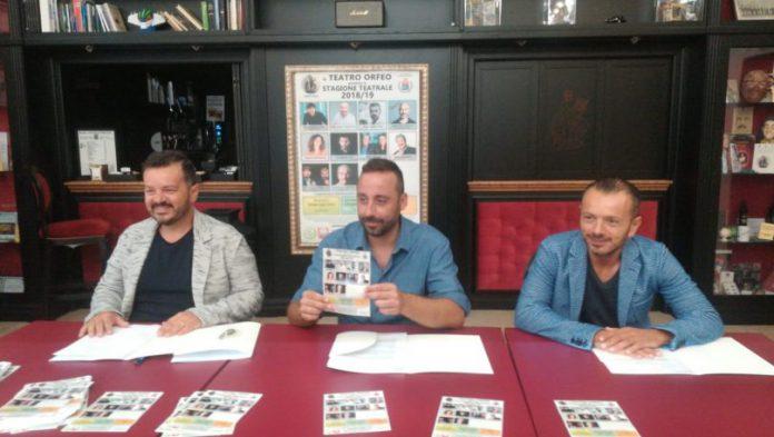 Stagione Teatrale 2018/19 Teatro Orfeo