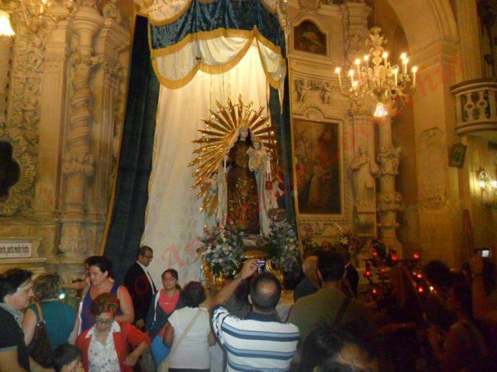 Madonna del Rosario a Talsano