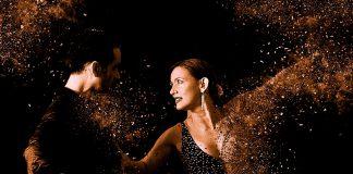 """Taranto. Grande trionfo per il duo Di Laura-Taigi al """"Lyric & Movie in danza"""""""