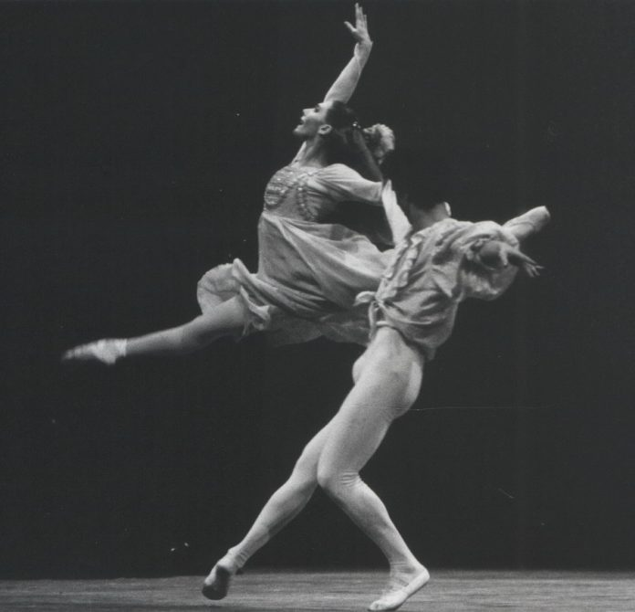 Taranto. La ballerina Roberta Di Laura all'Interkulturelle di Colonia