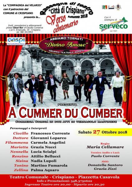 A Cummer Du Cumber