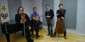 Taranto. Concerto per quartetto d'archi a Palazzo di Citta