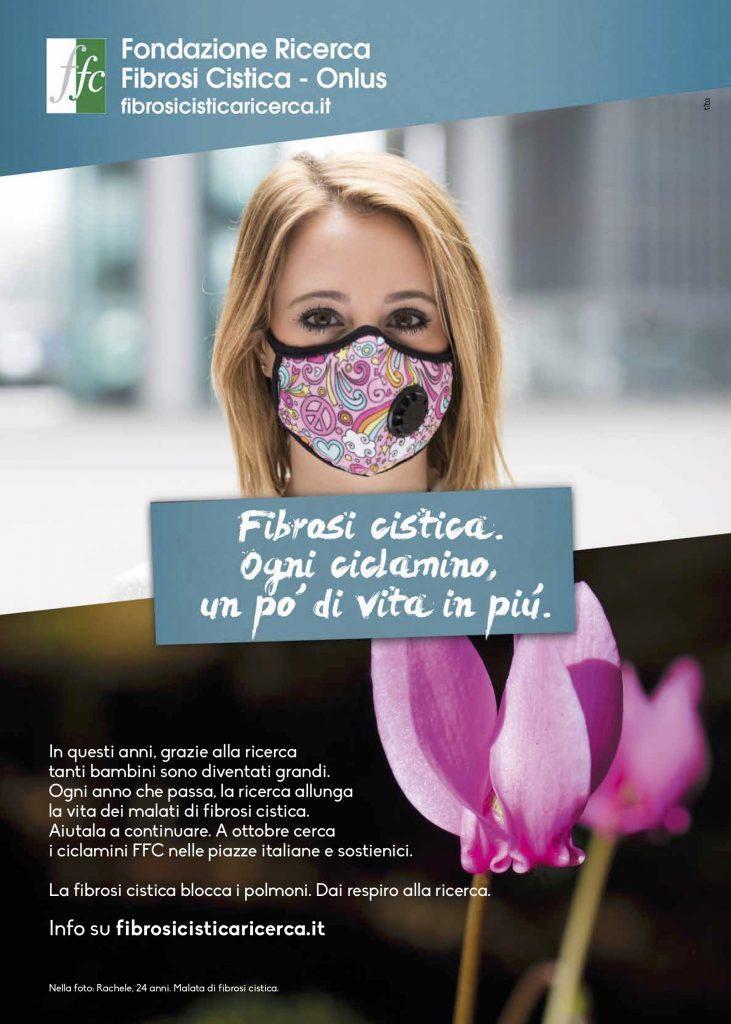 Manifesto Fondazione fibrosi cistica
