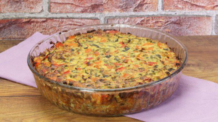 Sformato di verdure alla tarantina
