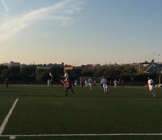 Taranto F.C. Settore Giovanile juniores nazionali vittoria contro il Nardò