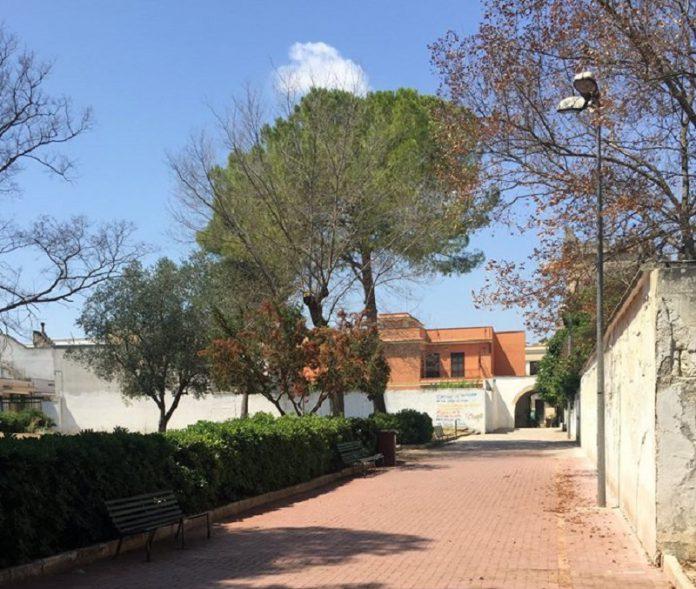 Villa Comunale di Carosino è allarme ambientale in pieno centro