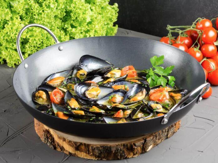 Pesca e cozze di Taranto