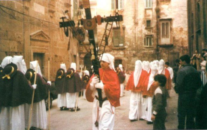 riti della Settimana Santa di Taranto