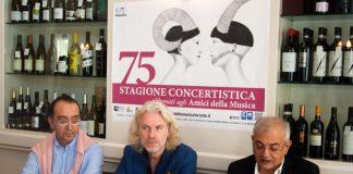75esima Stagione concertistica