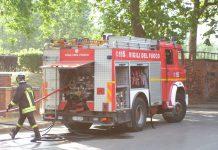 A fuoco ascensore di un palazzo a Taranto. Messi in salvo gli abitanti