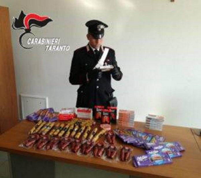 Arrestati rumeni per furto al supermercato di beni di prima necessità