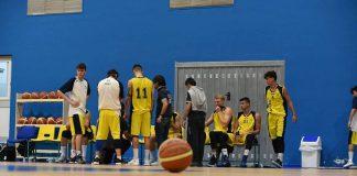 Basket Santa Rita Taranto pronti contro il Foggia